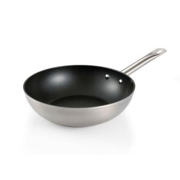 WOK de 28 cm alta gama apto para el horno