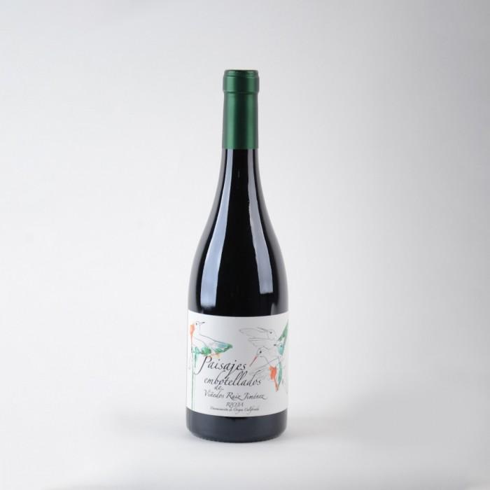 Caja de Vino Paisajes garnacha (6 uds)