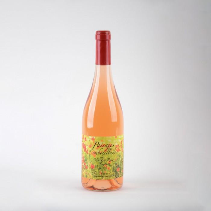 Caja de Vino Paisajes rosado (6 uds)