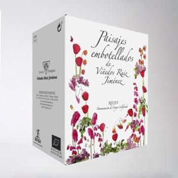 Caja de Vino Paisajes Surtido (6 uds)