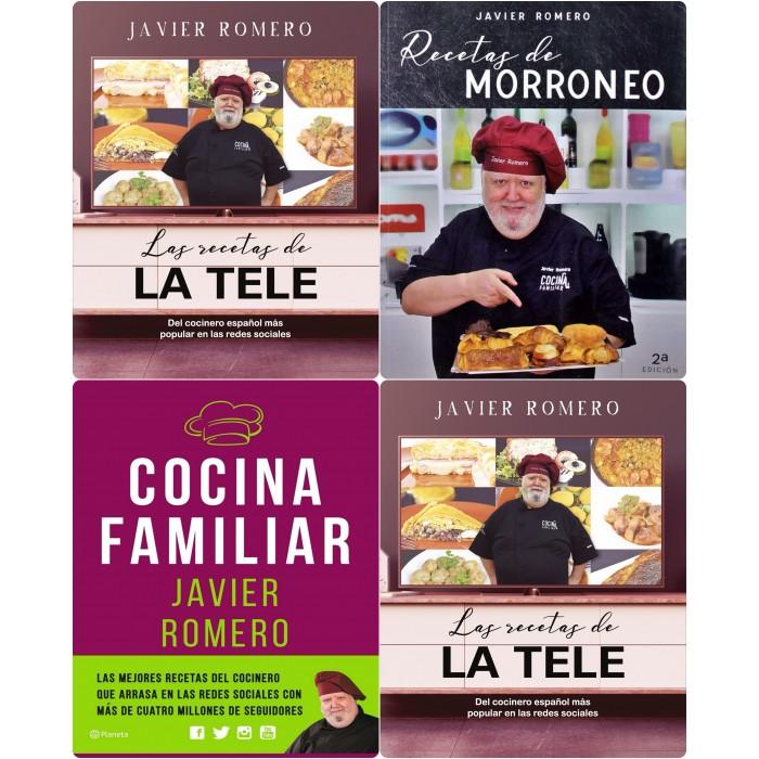 GRAN OFERTA, Los tres libros a precio...