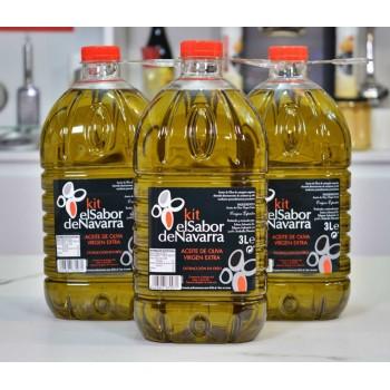 Caja de aceite de oliva, 4...